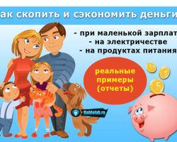 Как научиться экономить деньги и копить при маленькой зарплате – ТОП-10 способов как правильно сэкономить и скопить деньги в семье с маленьким доходом