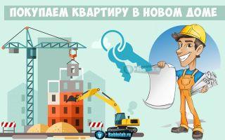 Покупка квартиры в новостройке: купить квартиру в новостройке от застройщика + рабочие способы и советы