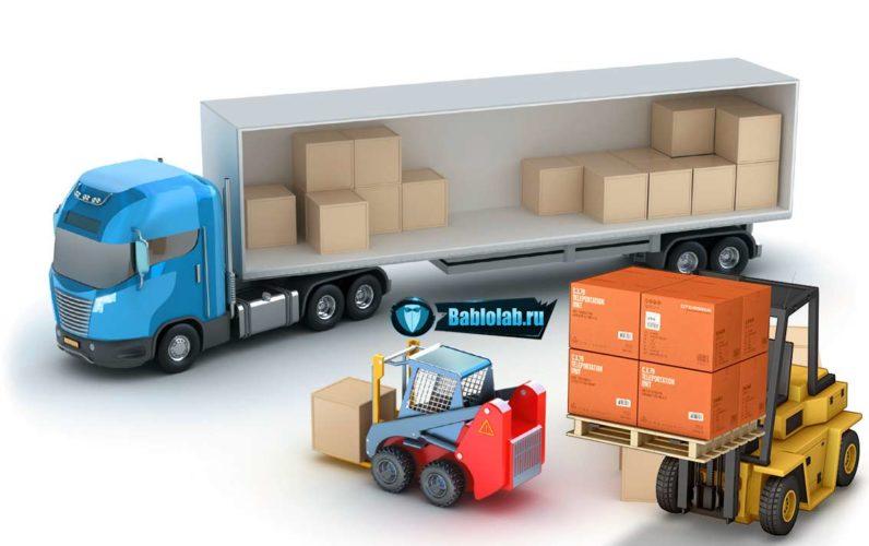 Перевозка грузов на заказ